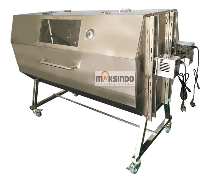 Mesin Kambing Guling Double Location Roaster (GRILLO-LMB55)-2