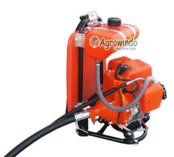 Mesin Pemanen Padi AGR-PPD8-1