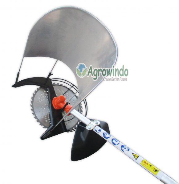 Mesin Pemanen Padi AGR-PPD8-2