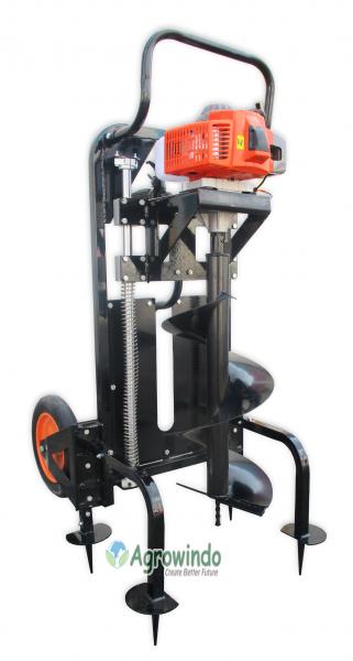 Mesin Pembuat Lubang Tanah AGR-PT62-1