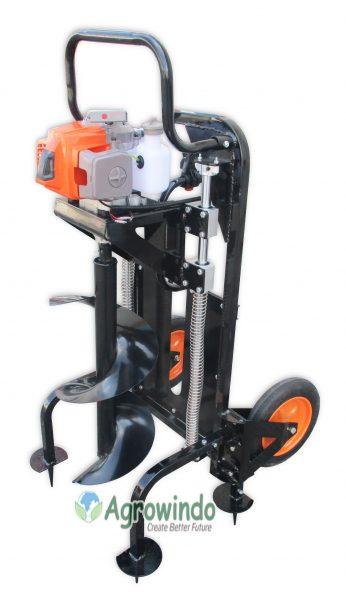 Mesin Pembuat Lubang Tanah AGR-PT62-4