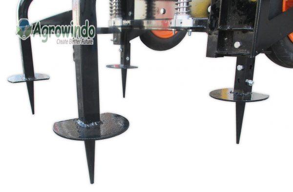 Mesin Pembuat Lubang Tanah AGR-PT62-5