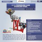 Jual Mesin Penggiling Cabe dan Bumbu Basah di Tangerang