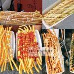 Jual Paket Mesin Long Potato Kentang Panjang di Tangerang