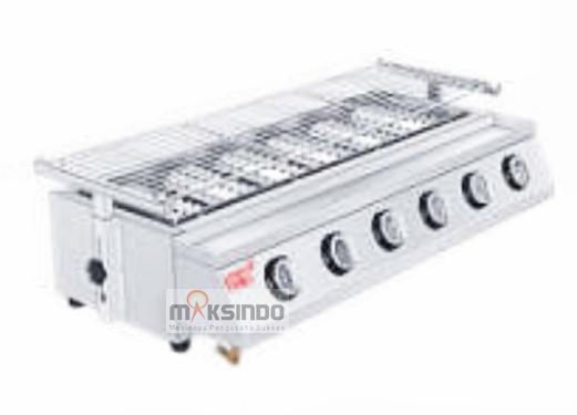 Pemanggang Serbaguna – Gas BBQ Grill 8 Tungku-3
