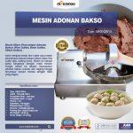 Jual Mesin Adonan Bakso (Fine Cutter) MKS-QW14 di Tangerang