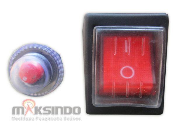 Mesin Ice Crusher SY110-4