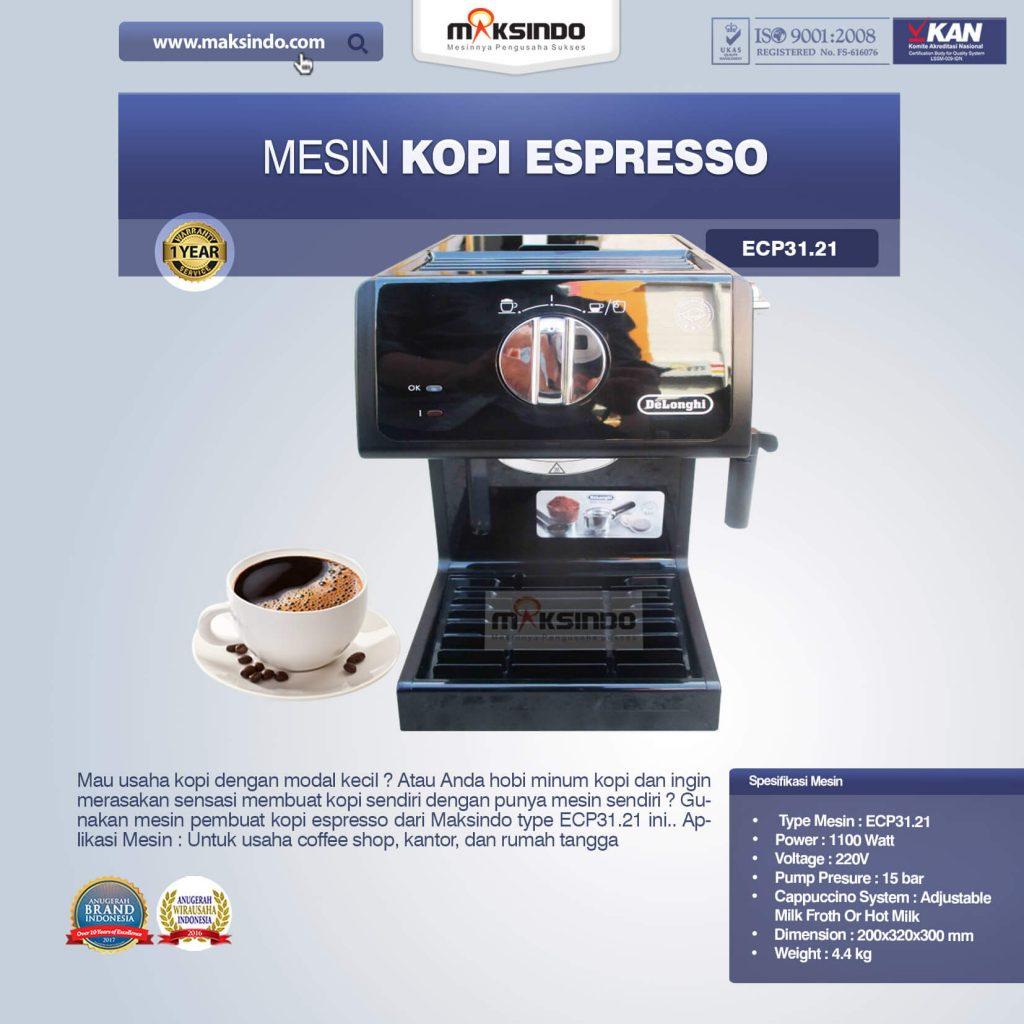 Mesin Kopi Espresso ECP31 (1)
