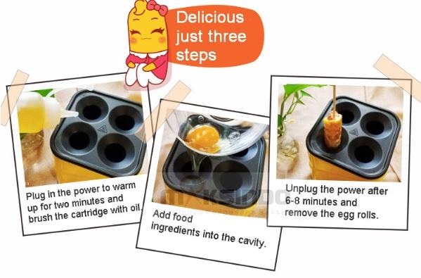 Mesin Sosis Telur 4 Lubang Grillo-400-2