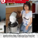 Connecto Cafe : Pembuatan Bakpao Sempurna Berkat Mesin Mixer Planetary Maksindo