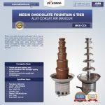 Jual Mesin Chocolate Fountain 6 Tier (MKS-CC6) di Tangerang