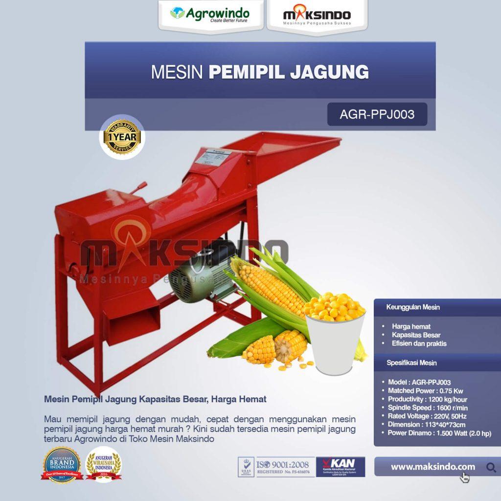 Mesin Pemipil Jagung PPJ003 (1)