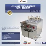 Jual Gas Pasta Cooker With Cabinet MKS-901PC di Tangerang