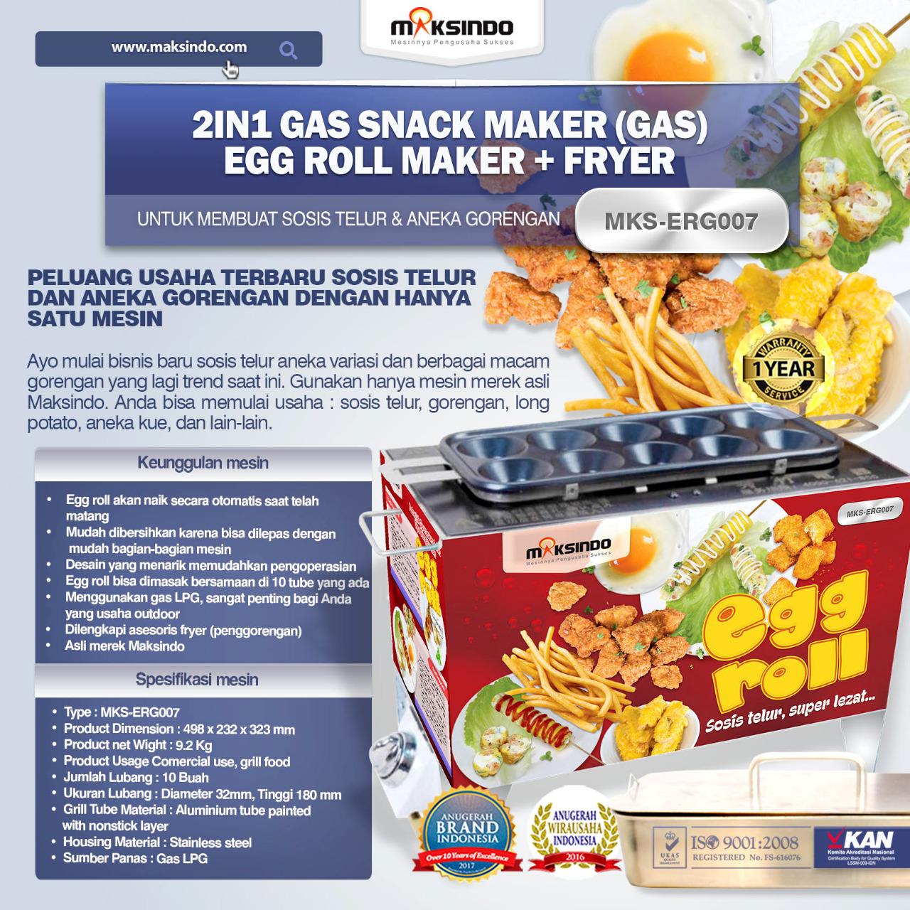 mesin-sostel-sosis-telur-gas-maksindo-terbaru-erg007