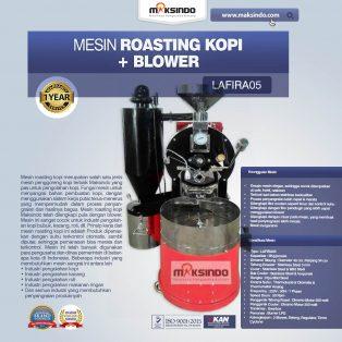Jual Mesin Roasting Kopi + Blower LAFIRA05 di Tangerang