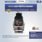 Jual Mesin Gas Waffle Maker MKS-WF48 di Tangerang