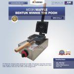 Jual Mesin Waffle Bentuk Winnie The Pooh MKS-DOLL1 di Tangerang