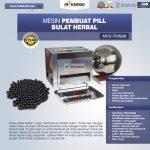 Jual Mesin Pembuat Pill Bulat Herbal (FMS99) di Tangerang