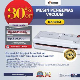 Jual Mesin Vacuum Sealer (DZ280A) di Tangerang