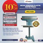 Jual Mesin Sealer Plastik Pedal Sealer di Tangerang