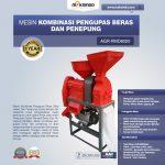 Jual Kombinasi Pengupas Beras dan Penepung RMD8020 di Tangerang