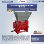 Jual Mesin Pengupas Kulit Kopi Basah Type AGR-PLP50 di Tangerang