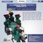 Jual Mesin Disk Mill di Tangerang