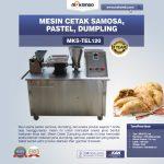 Jual Mesin Pencetak Pastel MKS-TEL120 di Tangerang