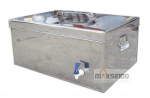 Es Krim Goyang (1 Model Cetakan, Oval) MKS-100V 01