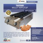 Jual Taiyaki Mulut Tertutup (Gas) MKS-FISHG6 di Tangerang