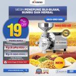 Jual Mesin Penepung Biji-Bijian, Bumbu dan Herbal (GRAIN GRINDER) di Tangerang