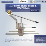 Jual Alat Cetak Cilok, Bakso dan Kue Manual di Tangerang