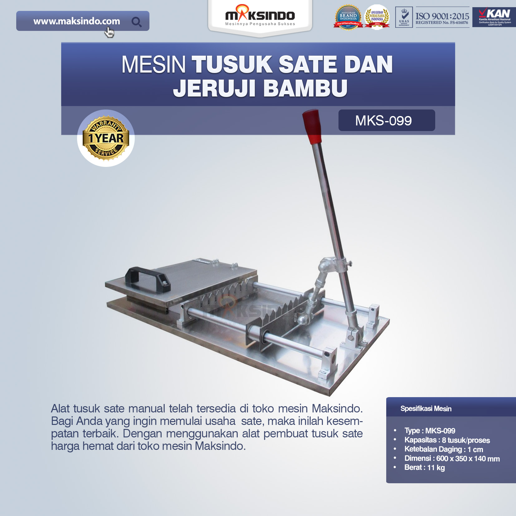 Mesin-Tusuk-Sate-dan-Jeruji-Bambu-MKS-099