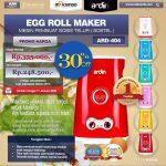 Jual Egg Roll Maker ARD-404 di Tangerang