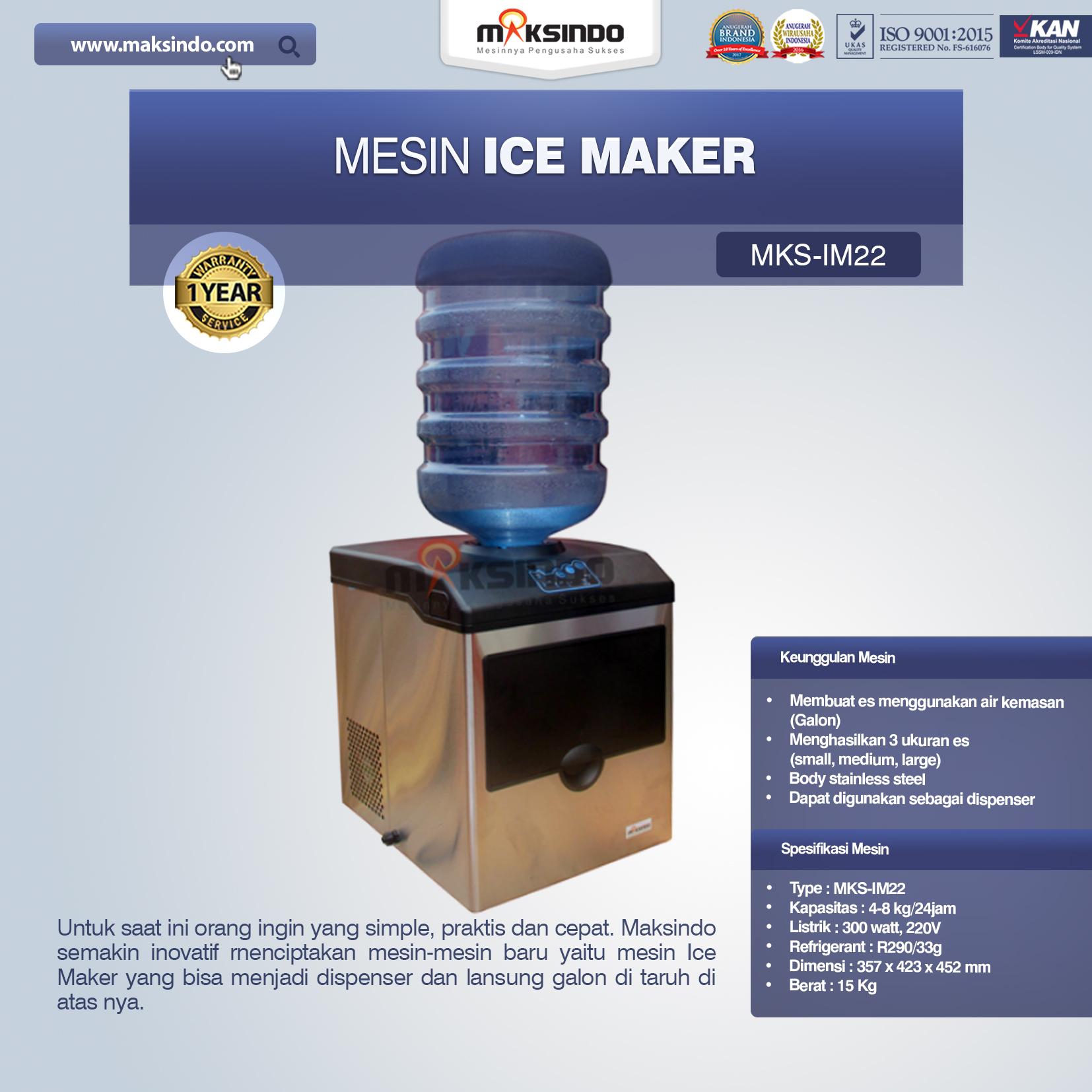 Mesin-Ice-Maker-MKS-IM22
