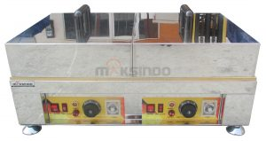Mesin Pembuat Pancake Souffle (Souffle Machine) MKS-SFL02-3
