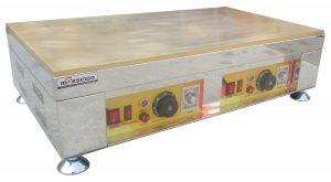 Mesin Pembuat Pancake Souffle (Souffle Machine) MKS-SFL02-4