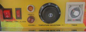 Mesin Pembuat Pancake Souffle (Souffle Machine) MKS-SFL02-5
