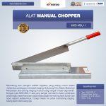 Jual Alat Manual Chopper MKS-MSL11 di Tangerang