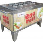 Jual Mesin Pembuat Egg Roll ERG-010 di Tangerang