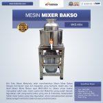 Jual Mesin Mixer Bakso MKS-MX4 di Tangerang