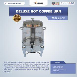 Jual Deluxe Hot Coffee Urn MKS-DHC12 di Tangerang