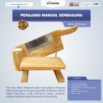 Jual Perajang Manual Serbaguna MKS-JT03stand di Tangerang