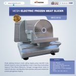 Jual MesinElectric Frozen Meat SlicerMKS-M19 di Tangerang