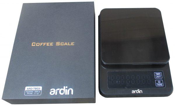 Timbangan Digital Kopi 5 kg ARD-TBG5 (coffee scale)-2