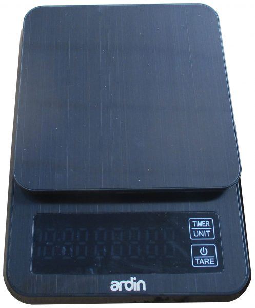 Timbangan Digital Kopi 5 kg ARD-TBG5 (coffee scale)-5