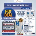 Jual Mesin Cabinet Rice Mill AGR-RM220 di Tangerang