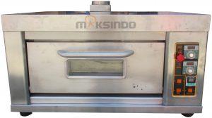 Hot Deal Mesin Oven Roti Gas 1 Loyang (MKS-RS11)