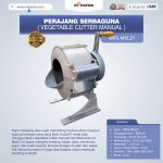 Jual Perajang Serbaguna (Vegetable Cutter Manual) MKS-MSL21 di Tangerang