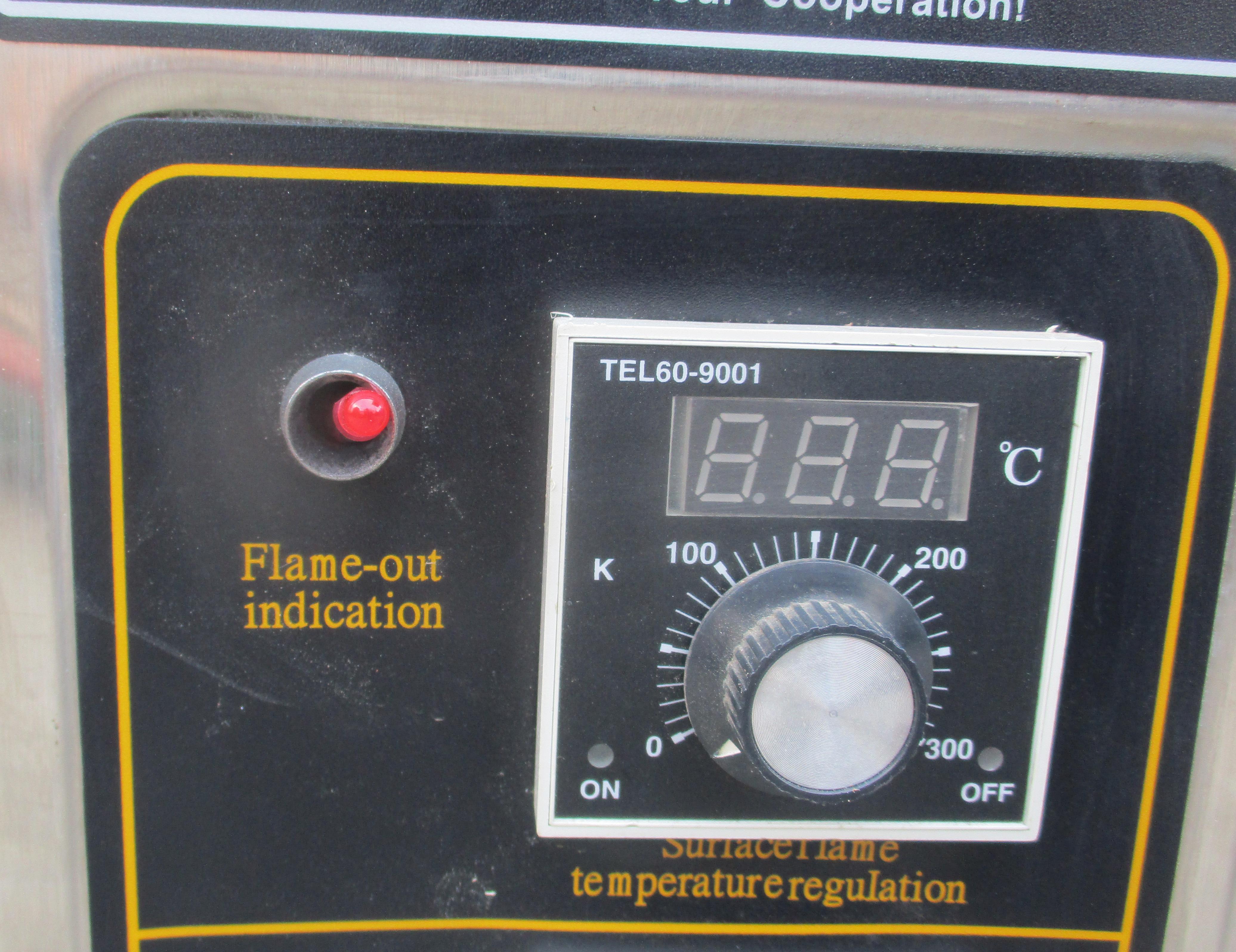 HOT DEAL Mesin Oven Gas Roti 1 Loyang PZ11